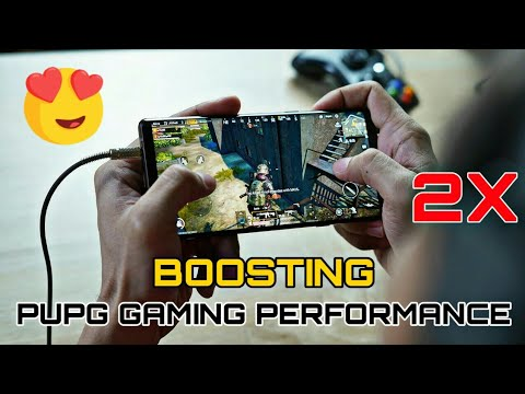 INCREASE GAMING™ PERFORMANCE 4X ON ANDROID.[Setting][Developer Option]USE lNTERNAL REAL GPU POWER..