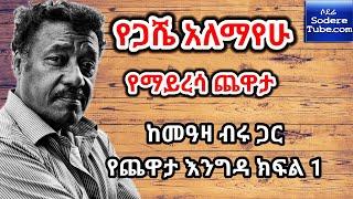 interview with an Ethiopian Elvis Artist Alemayehu Eshete - አርቲስት አለማየሁ እሸቴ ከመአዛ ብሩ ጋር ያደረገርው ቆይታ