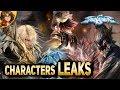 Lagu Soul Calibur 6 Characters Reveals? before the ps4 trailer!