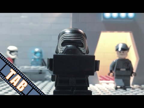"LEGO Star Wars: Ep. 7 ""Everyone Hates Kylo Ren"" (Brickfilm)"