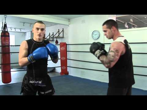 Mark Mullen   Dutch Kickboxing Drill Image 1