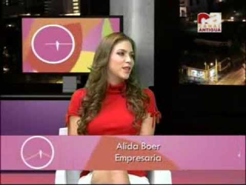 Alida Boer of Maria's Bag on