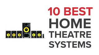 10 Best Home Theatre Systems in India with India