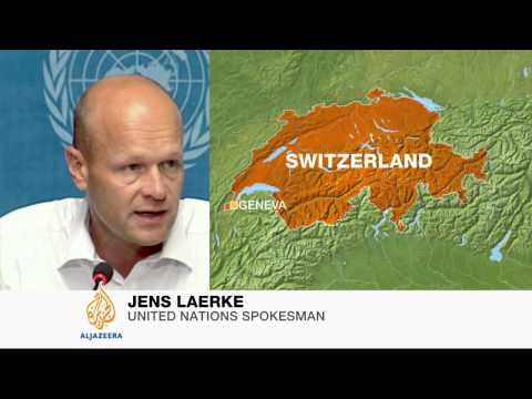 UN estimates 40 percent of Syrians need aid