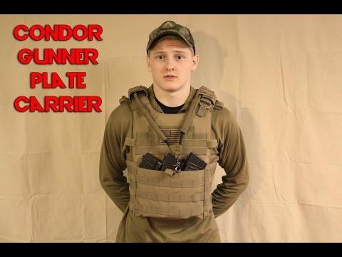 Condor Gunner Lightweight Plate Carrier