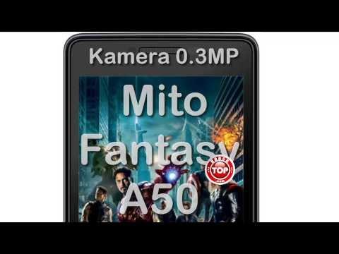 Mito Fantasy A50 Smartphone Mito Android Harga Murah Bisa BBM