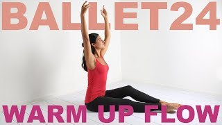 Ballet Workout: Warm Up and Conditioning Flow