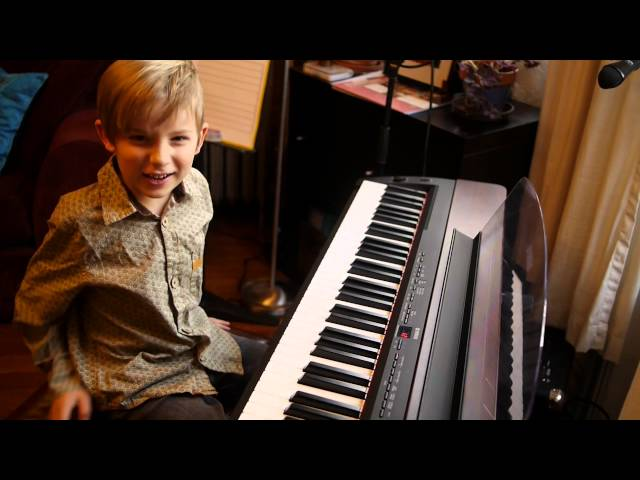 Felix plays selections from Fearless Fortissimo