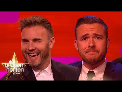 Take That Meet Their Tribute Band- The Graham Norton Show