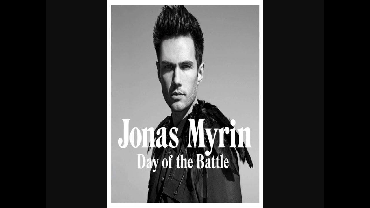 Jonas Myrin - Day Of The Battle Lyrics | MetroLyrics