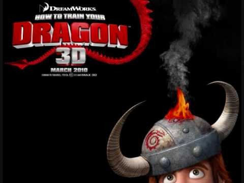 How To Train Your Dragon Soundtrack 22 - Where's Hiccup