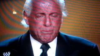 Ric Flair makes Edge CRY!