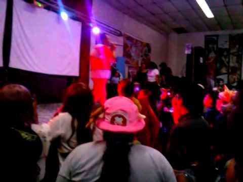 Maurem Mendo en vivo Xalapa