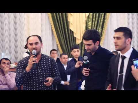 Vasif Ezimov-Asif-Aydin Xosbext-Teymur Gozelov-DINI-Vasifin toyu Astana