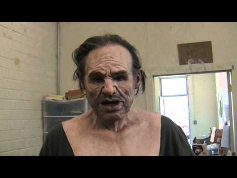 Realistic Silicone Mask - The Boss - SPFX Masks
