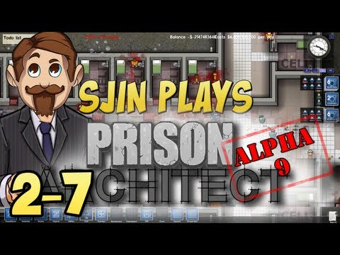 Prison Architect Alpha #9 - 2 - 7: A Clean Slate