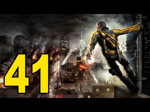 inFamous - Part 41 - The End (Let's Play / Walkthrough / Playthrough)