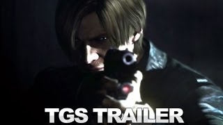 Resident Evil 6 TGS Trailer
