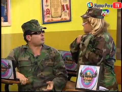 El Cartel Del Humor 23/06/13 | LA ESCUELITA - El Servicio Militar Obligatorio - COMPLETO