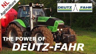 The power of DEUTZ-FAHR in the Netherland | 2014 - 2015.
