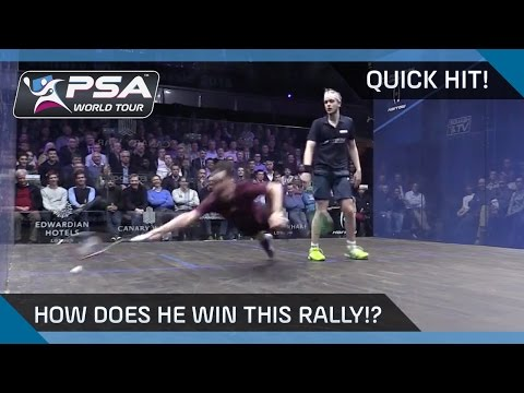 QuickHit: Back-to-back dives from Paul 'Superman' Coll to win rally!