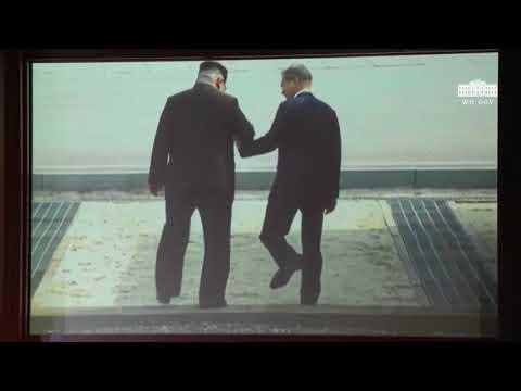 United States - North Korea Singapore Summit Video (English) (Destiny Pictures)