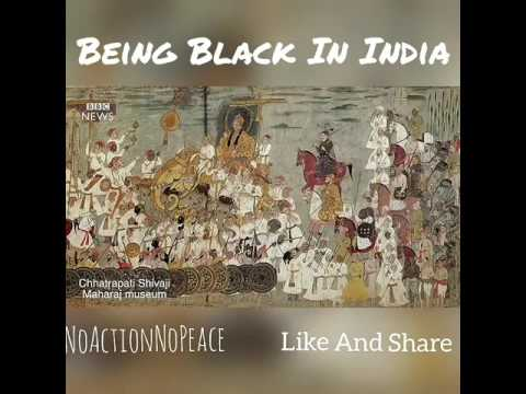 What is it like to be black in India?