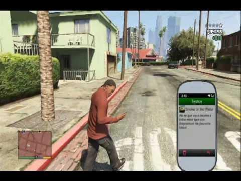 Gameplay Gta V-rapido Y Furioso Carrera En Los Santos video