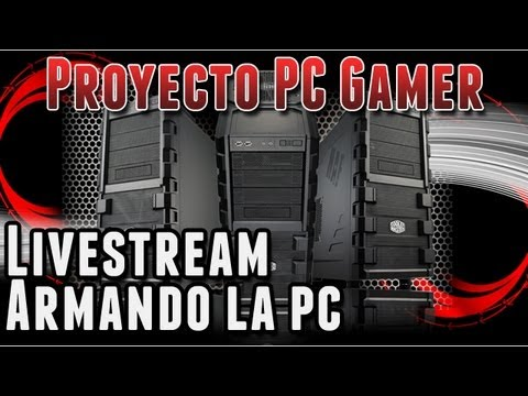 Armando la Gaming PC En Vivo con Beaner!!