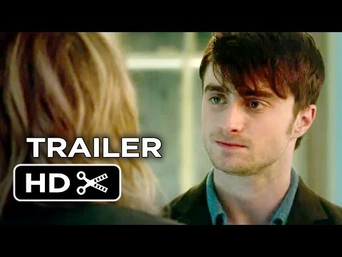 What If Official Trailer #1 (2014) Daniel Radcliffe Romantic Comedy HD