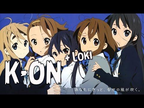 Обзор на аниме K-ON / Кей ОН
