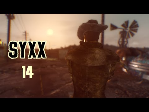 Fallout New Vegas Live: Syxx the Boom Master Session 14
