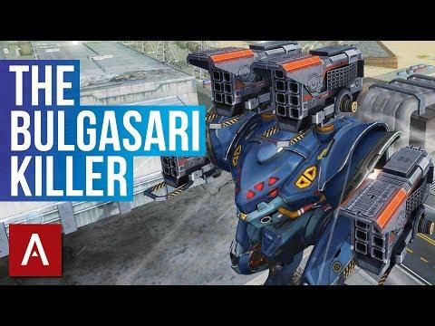 War Robots: Spectre Tulumbas MK2 MAX LEVEL Gameplay