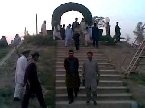 BANNU, video in park by MUSHFIQ JOJI