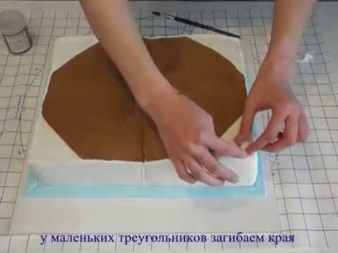 Makeup cakes