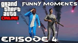 How to stealth mode | GTA Funny Moments [Episode 4]