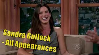 Sandra Bullock - Talks Poop Humor, The Gay Detective & Tattoos - 3/3 Visits In Chron. Order [HD]