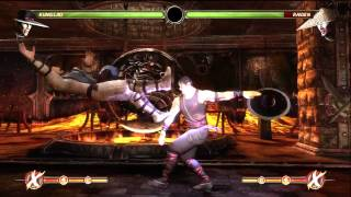 MK9 | Kung Lao New combos - Different Concept in KL