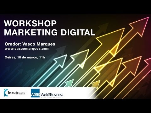 Workshop Marketing Digital Gratuito