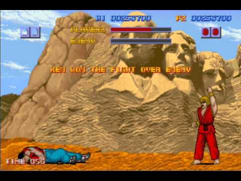 Misc Computer Games - Street Fighter 2 - Ken