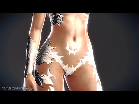 Mabinogi Heroes (Vindictus) - Japan Sexy Inners Compilation - F2P - JP