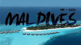 Maldives Veligandu Island Resort & Spa - GoPro + Dji