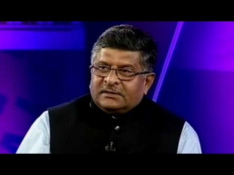 Ravi Shankar Prasad on Rahul's 'suit-boot' jibe: 'Suitcase ki sarkaar to nahi hai'