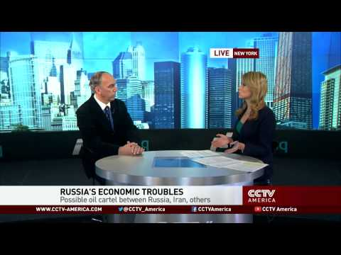 Charles Ortel of Newport Value Partners discusses Russian economy