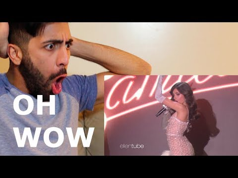 CAMILA CABELLO HAVANA @ ELLEN (REACTION)