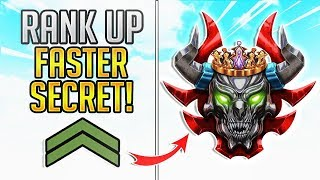 How to RANK UP FAST in Black Ops 4! Fastest Way to Level Up in BO4! (How to Level Up Fast in BO4)
