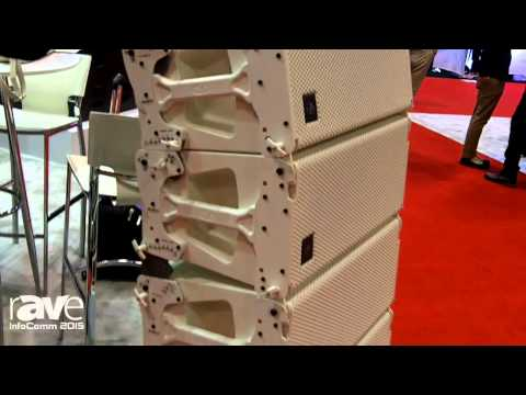 InfoComm 2015: D.A.S. Audio Presents Event Series in White