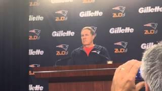 Bill Belichick On Jets