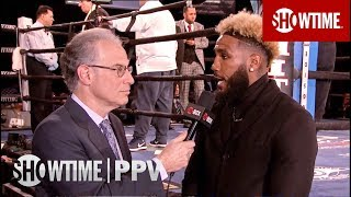 Jarrett Hurd Talks Lara, Dec 1 Fight, Charlo Unification | Wilder vs. Fury | Dec. 1 on SHOWTIME PPV