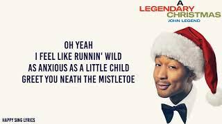 What Christmas Means To Me John Legend Ft Stevie Wonder